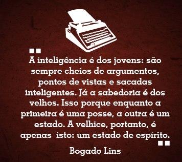 Inteligencia é dos jovens